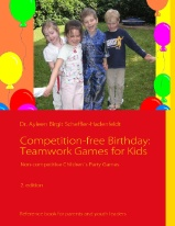 cover Competiton-free Birthday: Teamwork Games for Kids